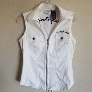 Harley-Davidson sleevless top